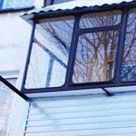 парапет балкона, покрытие парапетов